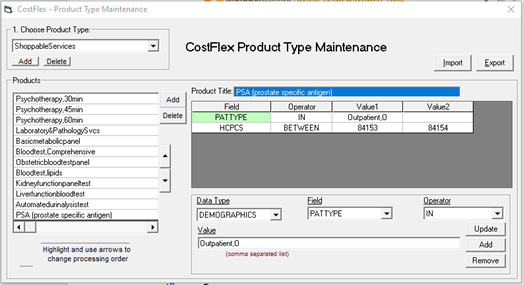 costflex-product-grouping-transparency